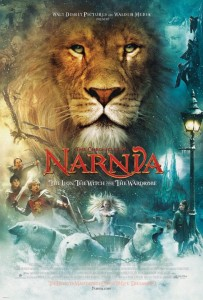 Narnia LWW Movie Poster